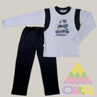 Пижама для мальчиков арт. 10052