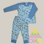 Пижама для мальчиков арт. 10063