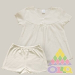 Пижама для девочек (60-68) арт. 10094
