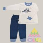 Пижама для мальчиков (солдатики (60-68)) арт. 10066