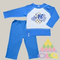 Пижама для мальчиков арт. 10043