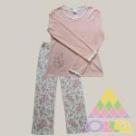 Пижама для девочек арт. 10100