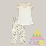 Пижама для девочек арт. 10092