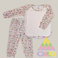 Пижама для девочки арт. 10085