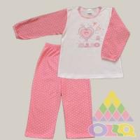 Пижама для девочек арт. 10115