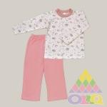 Пижама для девочек арт. 10101