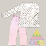 Пижама для девочек арт. 10103