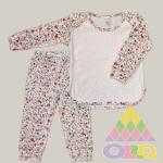 Пижама для девочки арт. 10082