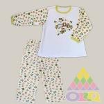 Пижама для девочек арт. 10104