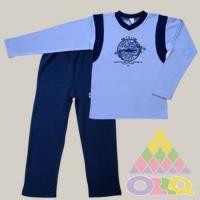 Пижама для мальчиков арт. 10051