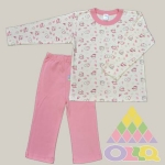Пижама для девочек арт. 10106